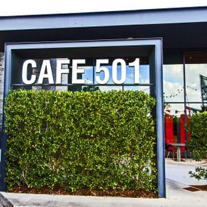 Cafe 501 // OK011