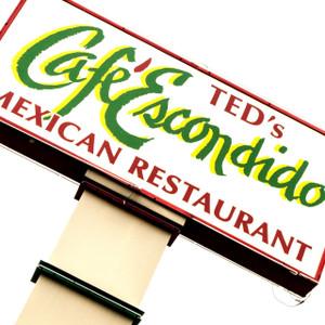 Cafe Escondido // OK013