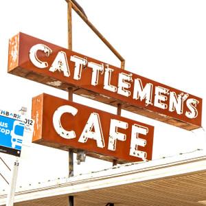 Cattlemen's Cafe // OK014