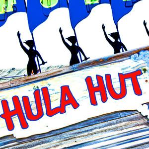 Hula Hut // ATX051