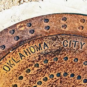 Oklahoma City Manhole // OK025