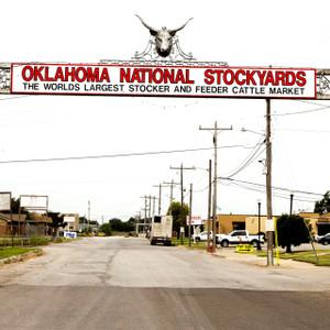 Oklahoma Stockyards // OK026