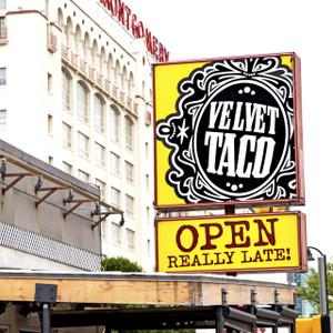Velvet Taco // FTX349