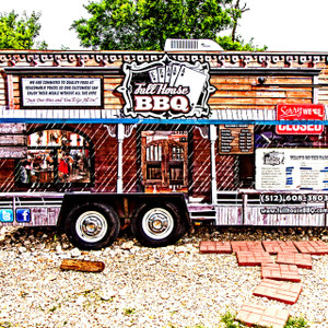 Full House BBQ // ATX188