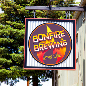 Bonfire Brewing // DEN118