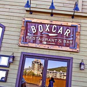 Boxcar // DEN119