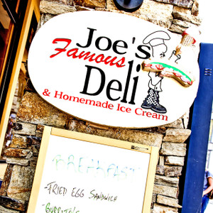 Joe's Famous Deli // DEN134