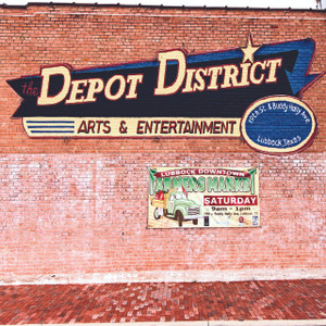 Depot District // WTX008
