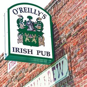 O'Reilly's // WTX016