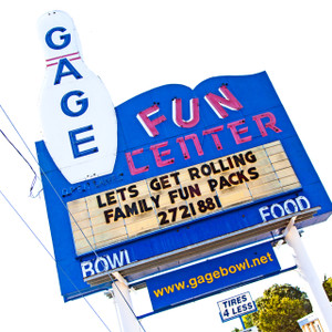 Gage Fun Center // KS013