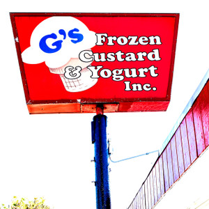 GS Frozen Yogurt // KS016
