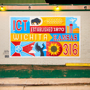 Wichita Mural // KS053
