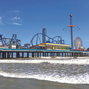 Pleasure Pier Rides // HTX126