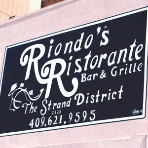 Riondo's // HTX127