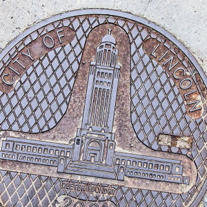 City of Lincoln Manhole // NE003
