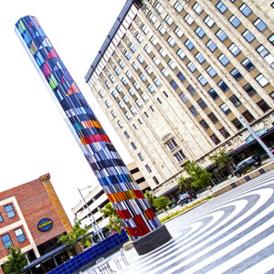 Colorful Sculpture // NE004