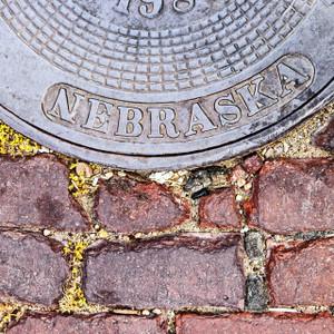 Nebraska Manhole // NE022