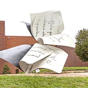 Notebook Sculpture // NE024