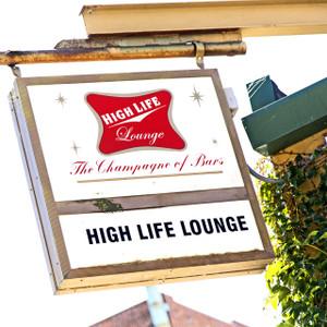 High Life Lounge // IA010