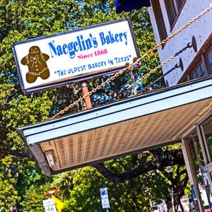 Naegelin's Bakery // SA085
