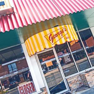 George's Grill // LA071