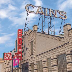 Cain's // OK042