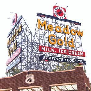 Meadow Gold // OK057