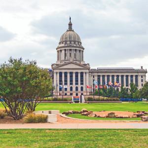 Oklahoma City Capitol // OK059