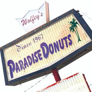 Paradise Donuts // OK060