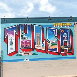 Tulsa Mural // OK065