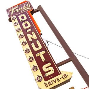 Fresh Donuts // MO016