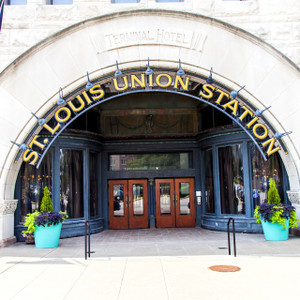 St. Louis Union Station // MO031