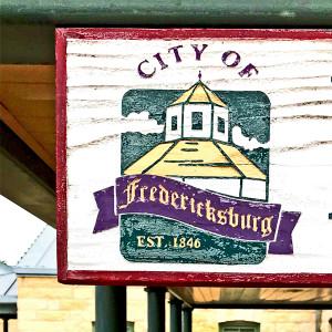 City of Fredricksburg // SA100