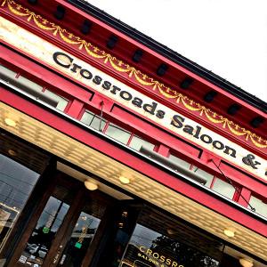 Crossroads Saloon // SA101
