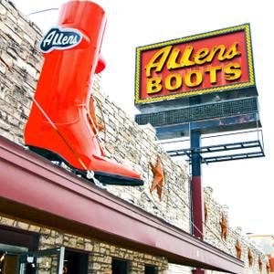 Allens Boots // ATX126