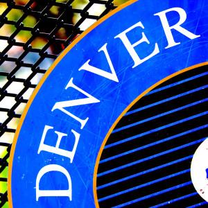 Denver Blue & Black // DEN015