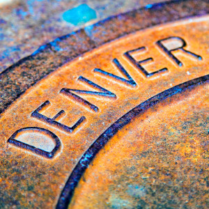 Denver Manhole // DEN017