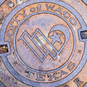 Waco Manhole // FTX353