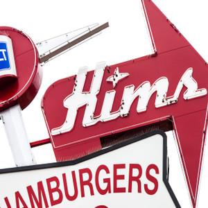 Kim's Hamburgers // FTX362