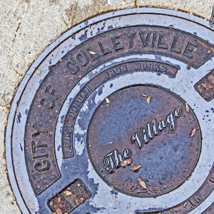 City of Colleyville Manhole // DTX324