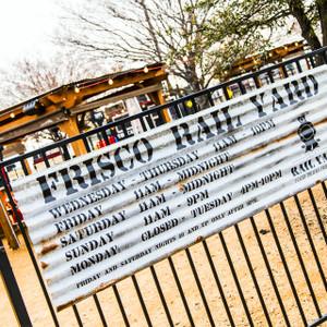 Frisco Rail Yard // DTX334