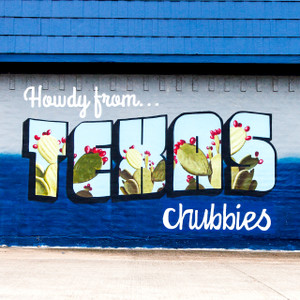Howdy From Texas Mural // DTX337