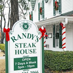 Randy's Steak House // DTX345