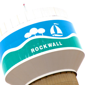 Rockwall Water Tower // DTX348