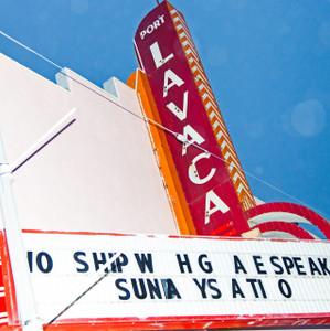 Port Lavaca Main St. Theatre // SA126