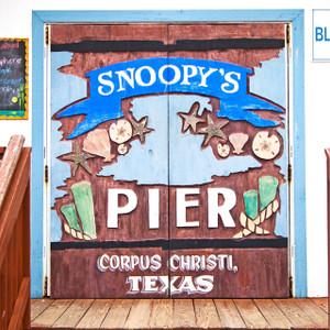 Snoopy's Pier // SA131