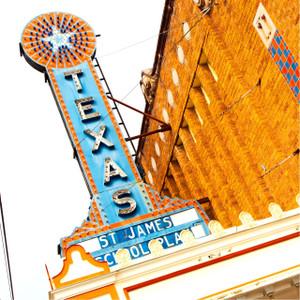 Texas Theatre // SA115