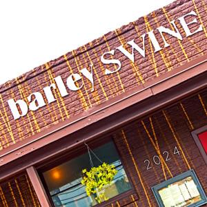 Barley Swine - coaster