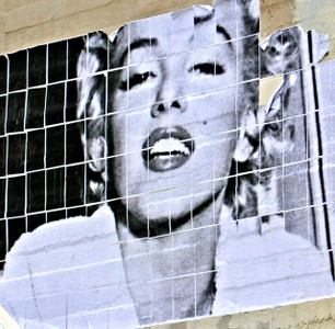 Marilyn - coaster