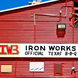 Iron Works - coaster